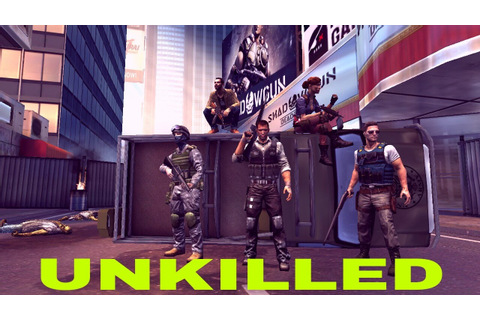 BEST OFFLINE HIGH GRAPHIC GAME -- (UNKILLED) - YouTube