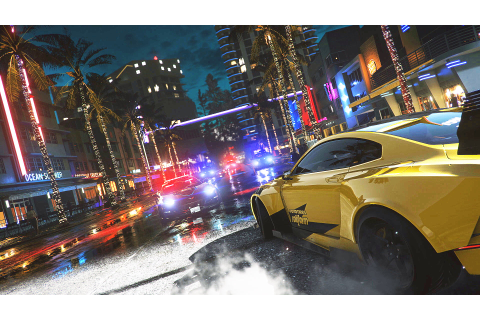 Need for Speed Heat is coming in November | Eneba