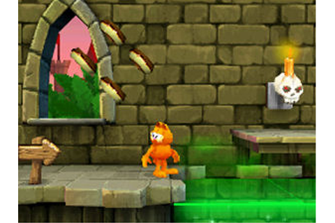 Garfield's Nightmare Review - DS - The Gamers' Temple