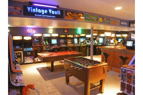 5 Basement Game Room Ideas October 2020 - Toolversed