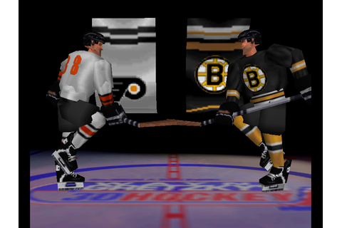 Wayne Gretzky's 3D Hockey Download Game | GameFabrique