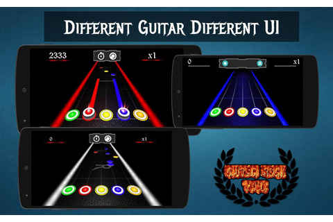 Guitar Rock Tour APK Download - Free Music GAME for ...