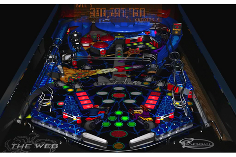 Pro Pinball: The Web Download Game | GameFabrique