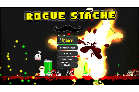 Rogue Stache Ep1 | Enter The Gungeon Type Indie Game ...