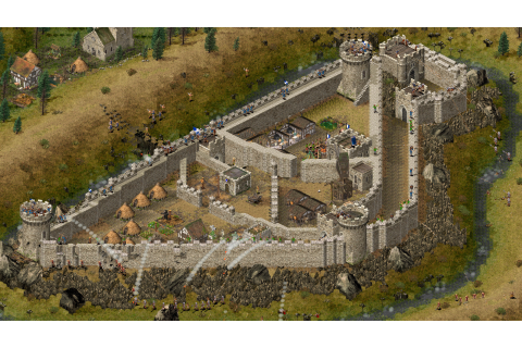 Stronghold HD - Download - Free GoG PC Games