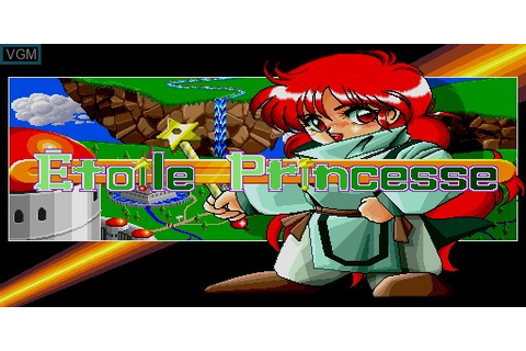 Etoile Princesse for Sharp X68000 - The Video Games Museum