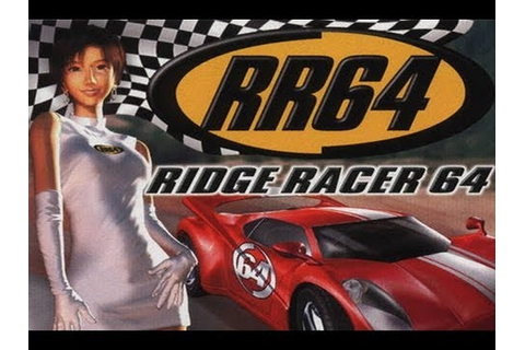 CGRundertow RIDGE RACER 64 for Nintendo 64 Video Game ...
