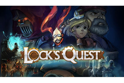 Lock's Quest Free Download PC Games | ZonaSoft