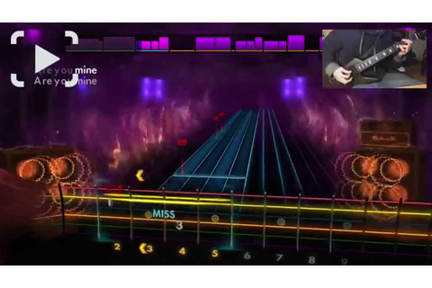 Xbox One Rocksmith 2014 Game Play - YouTube