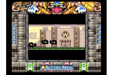 Wario Land II (SGB) running on Pokemon Stadium's Game Boy ...
