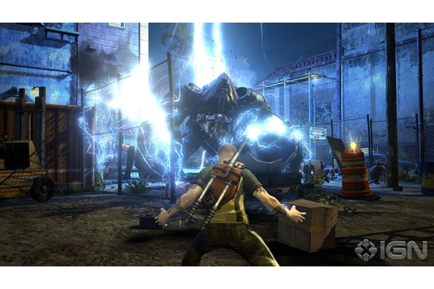Download Full Version Pc Game Free: Infamous 2 PS3-CHARGED