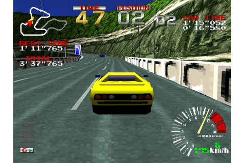 Ridge Racer Revolution | Ridge Racer Wiki | FANDOM powered ...