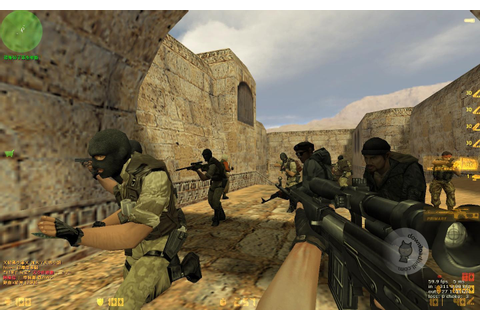 Counter Strike 1.6 Free Download - Ocean Of Games