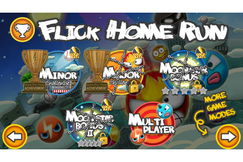 Flick Home Run! – Games for Android 2018 – Free download ...