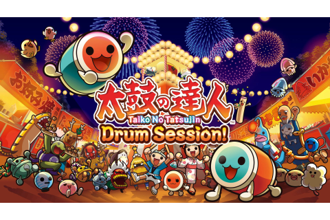 Wallpaper Taiko Drum Master: Drum Session, Tokyo Game Show ...