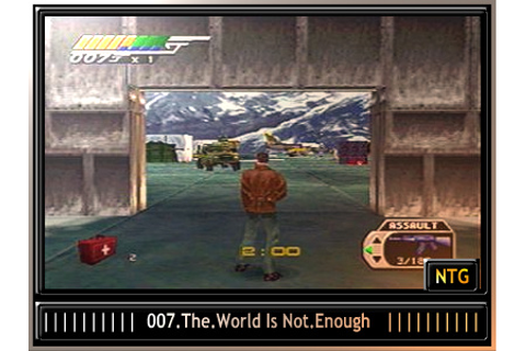 Download - 007.The.World Is Not.Enough.PSX.Portable ...