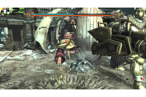 Asura's Wrath PC Game Highly Compressed Repack Free Download