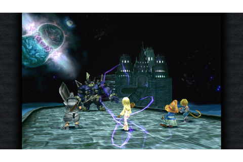Final Fantasy IX PC/Mobile Battle Interface Shown, FMV ...