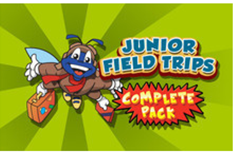 Junior Field Trips Complete Pack | wingamestore.com
