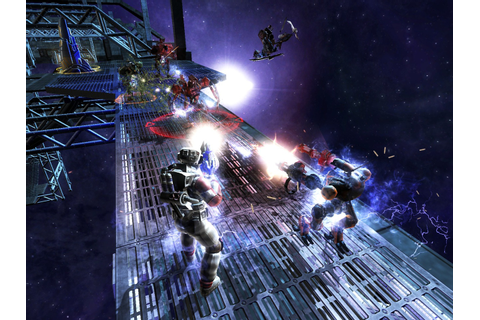 Space Siege Pc - Impact Game
