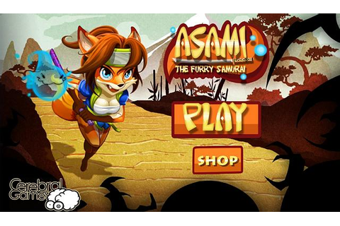 Asami: The Furry Samurai FREE - BlackBerry Forums at ...