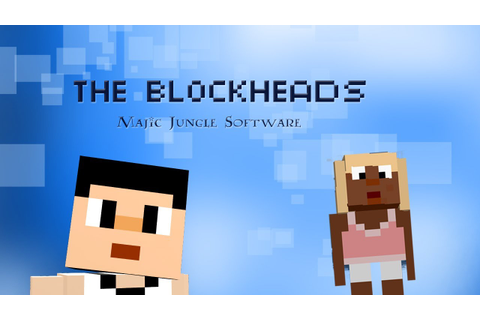 The Blockheads - iPhone & iPad Gameplay Video - YouTube