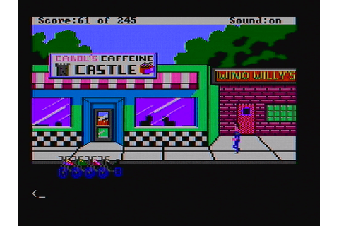 Police Quest: In Pursuit Of The Death Angel [1987 Video ...
