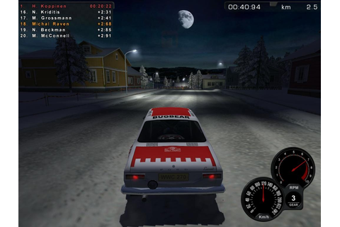 Old Racing Games