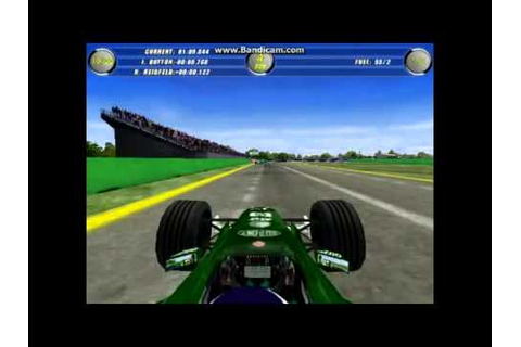 F1 2002 Game part 1 - YouTube