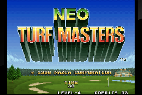 Neo Turf Masters – Switch Review – What About The Game?