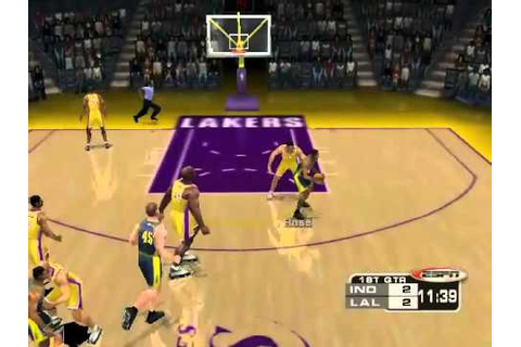 ESPN: NBA 2Night (Dreamcast) - YouTube