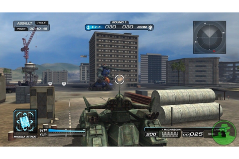 Mobile Ops: The One Year War Screenshots, Pictures ...