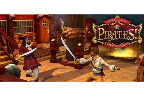Sid Meier's Pirates! on Steam