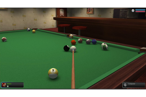 Download REAL POOL 3D – POOLIANS - [Free PC Game] - YouTube