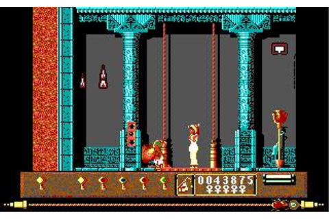 Eye of Horus Download (1989 Arcade action Game)