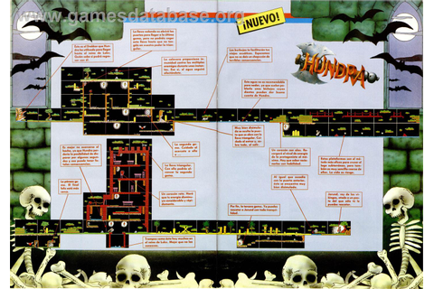 Hundra - Sinclair ZX Spectrum - Games Database