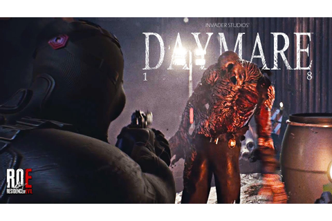 DAYMARE 1998 | Melted Man - Challenge | COMPLETE - YouTube