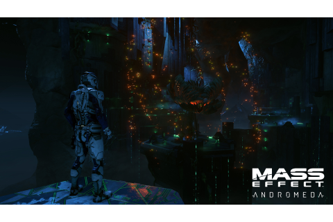 Mass Effect Andromeda 4k Game, HD Games, 4k Wallpapers ...