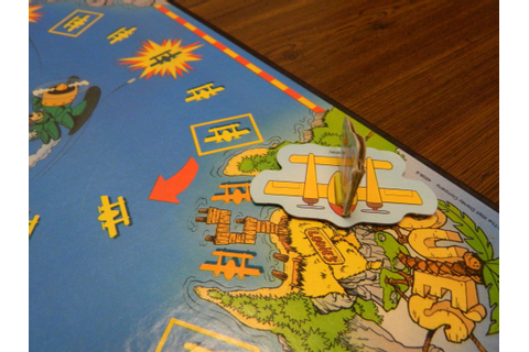 Disney's TaleSpin Game Board Game Review and Rules | Geeky ...
