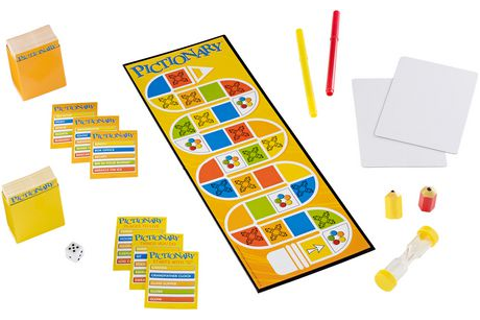 Pictionary Game - English Version | Walmart.ca