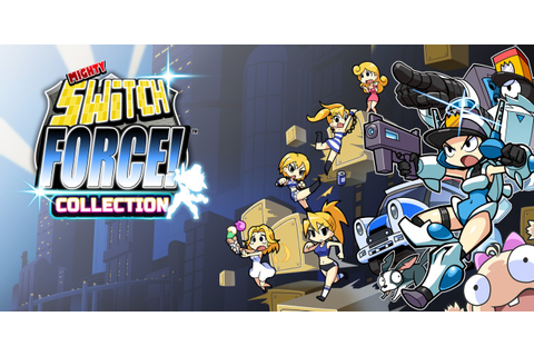 Mighty Switch Force! Collection | Nintendo Switch download ...