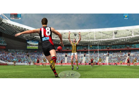 A new AFL game is on the way: AFL Evolution ousted by ...