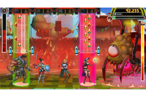 Metronomicon: Slay the Dance Floor (PS4) Review - I Wanna ...