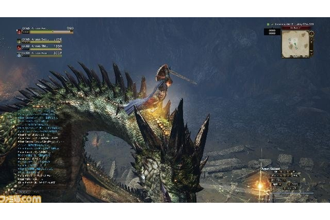 Compared To The Original, Dragon's Dogma Online Will Be A ...