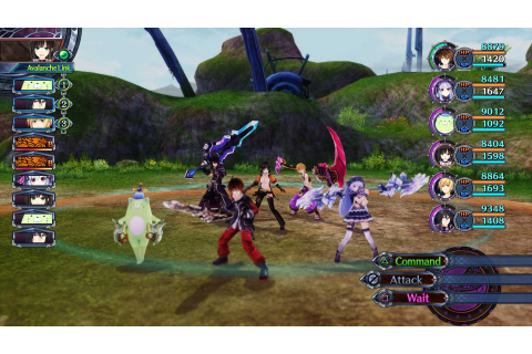 Fairy Fencer F: Advent Dark Force (Ps4) - Otaku Gamers UK