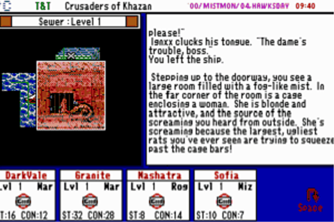 Download Tunnels & Trolls: Crusaders of Khazan - My ...