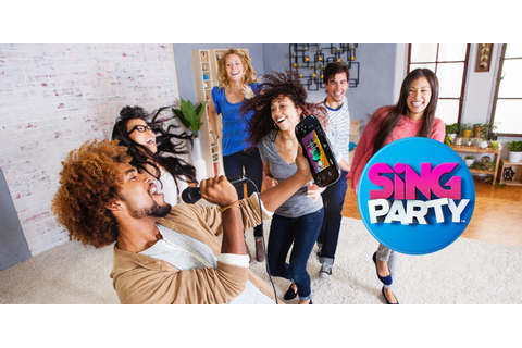 SiNG PARTY | Wii U | Games | Nintendo