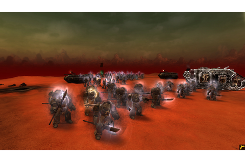 Grey Knights in game shots image - Purgation of Kaurava ...
