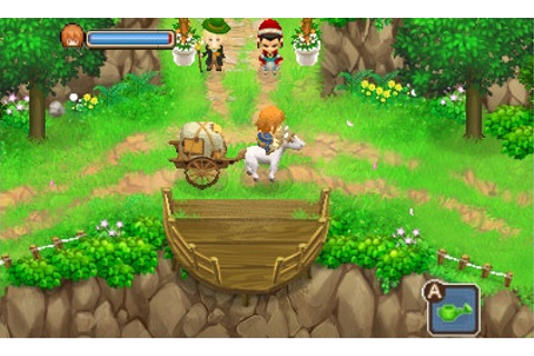Now Playing: Harvest Moon 3D: The Tale of Two Towns ...
