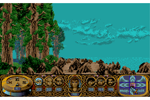 Crystals of Arborea - My Abandonware